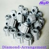 diamond wire saw beads for quarry arix style