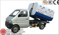 YuBa 1000 garbage truck