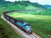 Rail freight for chemical goods from China