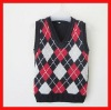 2012 New Design Knitting Pattern Childs Vest