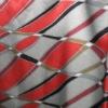 Printing polyester satin fabric