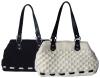 Fashion knitting handbag for ladies