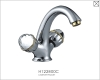High Quality Double Handle Kitchen Faucet H122800C (Double Handle Mixer/Double Handle Tap)