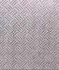 Needle pattern aluminum tread plate