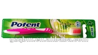 B714 Pofent Cleaning and Gum Protective Toothbrush