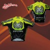 Sublimated BMX cycling jersey with high quality