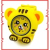 2012 Most popular silicone slap watch