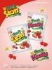 Pectin Fruit Hearts & Stars gummy candy