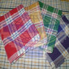 Brazil yarn dyed weaving towel set