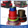 100% nylon webbing for pets leash&collar