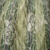 Chenille Jacquard Cushion Fabric Woven
