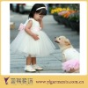 Flower Girl Net Dresses