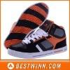 2012 newest neutral high cut easy street skateboard shoes