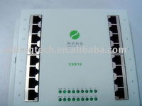 16-port Zailing Managed Network Smart Switch VLAN Support