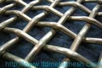 High-Quality Woven And Gavanized Crimped Wire Mesh(Factory)