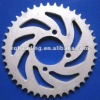 chain wheel and alloy rim for Motorcycle