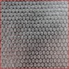 Silvery Fashion Durable Non Woven Coated Fabric