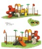 Children outdoor amusement park