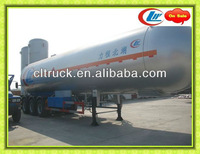 3axles lpg trailer for dimethyl ether