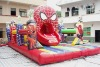 AMAZING inflatable games park,inflatable fun park,amusement park,inflatable games park