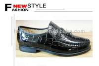 2012 fashion men's leather shoe