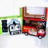 Electrical Cartoon Car