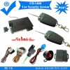Auto Car Alarm with audi Flip Key Remote (built in start module) CD-1400,learning code,433.92mhz,bypass module option!CE passed!