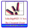 android mini pc Telechips TCC8925 Android 4.0 ICS Wifi+HDMI 1.4+hd media player (GV-15)