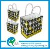 white kraft paper gift hand bag printing service