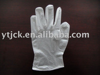 Vinyl disposable gloves