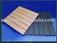 DIY deck Tiles,DIY wpc decking tile,DIY Deck,outdoor deck,