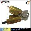 Knob door cylinder for lock