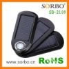 Universal solar power charger for tablet pc