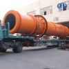 Rotary Drum Dryer for Garnet Sand