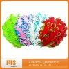 2012 hot sale mix color curly feather pads for lady