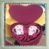 wholesale wedding gift envelope box, new design printing gift box,cheap printed gift box