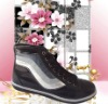 2011 latest design ladies casual shoes