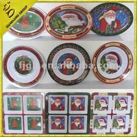 fashion melamine plate