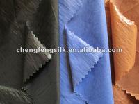 Super soft nylon down proof fabric / super thin nylon fabric in fashion design