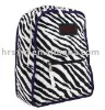 Cue kids zebra-stripe school bags and backpacks