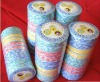 100% cotton plain magic compressed towel