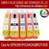 refillable ink cartridge for PGI520 CLI521