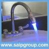 LED Change Colour Light & Faucet & Blue Light