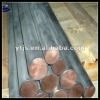 titanium clad copper bars