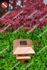 Smart motion sensor garden solar lawn light