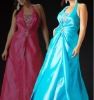 2012 boutique taffeta women dress charming style 75742K