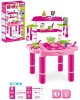 Children plastic kitchen toys shantou toys