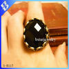lastest cheap wholesale women vintage fashion ring with big stone ring