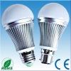 120V 5W B22 led bulb