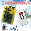 Universal 8-Channel lighting wireless RF remote control switch with plastic box